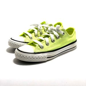 Youth Neon Converse All Star